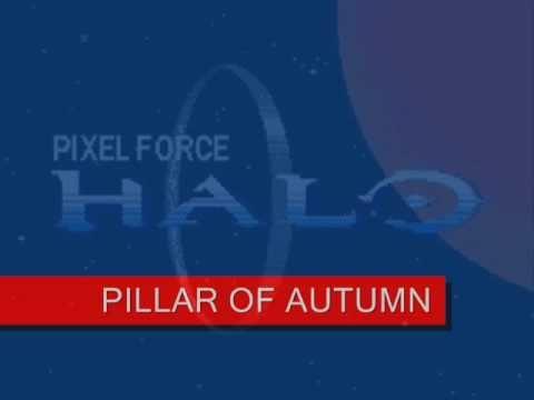 Pixel Force Halo Theme 8-bit