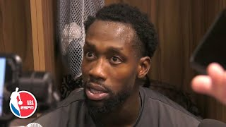 Patrick Beverley after Clippers vs. Warriors: 'We are scary defensively' | NBA on ESPN