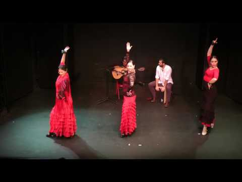 Sevillianas Flamenco-Sample