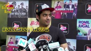 tv celebs at special screening of ekta kapoor s alt balaji show dev dd part 2