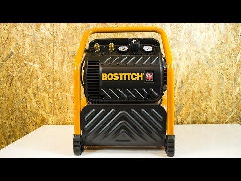 BOSTITCH RC10SQ-E : Un compresseur fiable, puissant et silencieux !