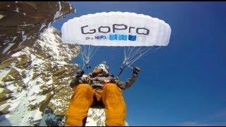 GoPro HD: Speedflying at Chamonix