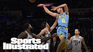 Lonzo Ball Struggles As Rookie: Is It Too Early To Call Him A Bust? | SI NOW | Sports Illustrated