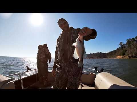 Scouting On Toledo Bend With Scott Maines