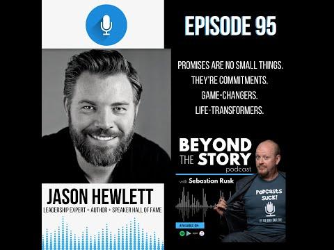 Sebastian Rusk interviews Jason Hewlett on Beyond The Story Podcast