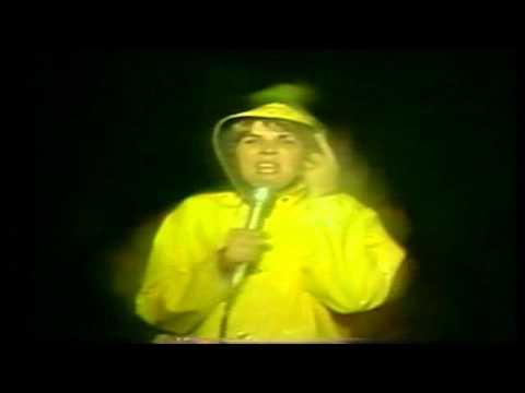 Hurricane Alicia - Aug. 18, 1983 - 5 pm - KDFW
