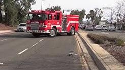 San Diego: Roll Over Crash in Tierrasanta 01062018