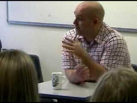 Shane Meadows Interview 28/09/04 part 1
