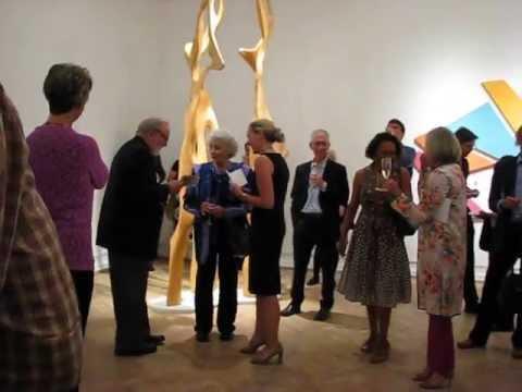 Constance Bergfors Corcoran Gallery 31 Opening