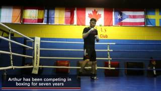 Canadian Boxer Arthur Biyarslanov Sets Sights On 2015 Pan Am Games