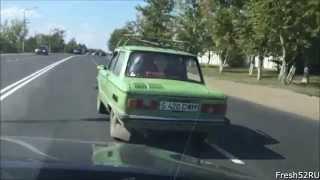 Подборка аварий на видеорегистратор 160 - Car Crash compilation 160 [18+]