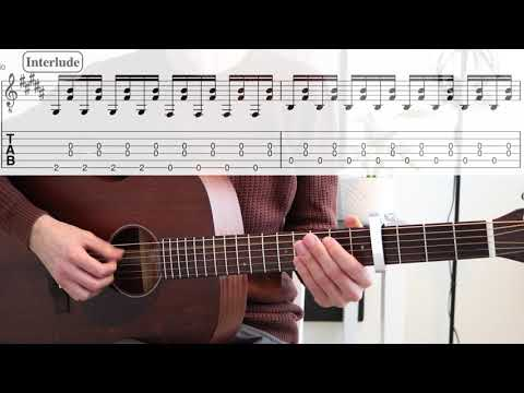Candles (Daughter) – Guitar Lesson