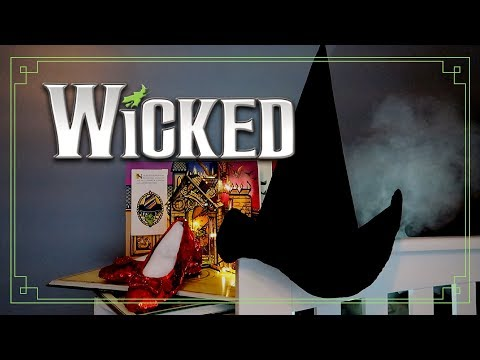 DIY Elphaba's Hat from WICKED