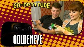 Felicia Day, Ryon Day and A License to Kill: Co-Optitude Episode 7 - Goldeneye