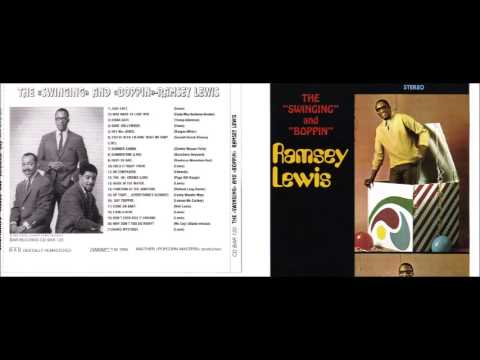 RAMSEY LEWIS  SWINGING AND BOPPIN   FULL ALBUM