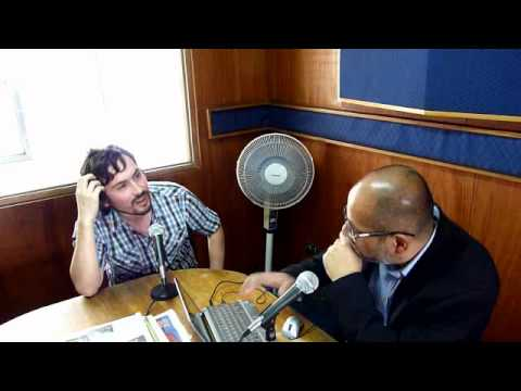 ENTREVISTA A RODRIGO TORRES, DIRECTOR EJEMPLO DE VALOR. RADIO SANTIAGO 690 AM