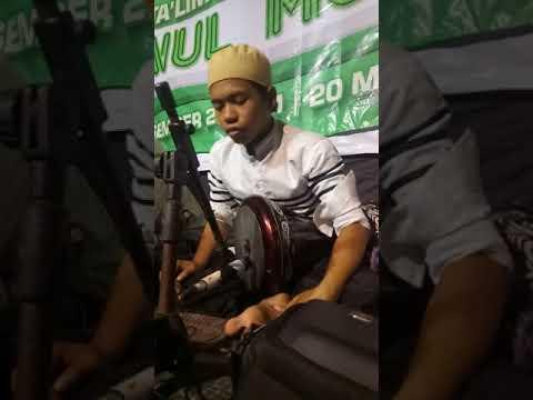 "Kerenn... ""Aksi Darbuka Munsyid Syubbanul Muslimin"