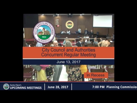 Council and Authorities Concurrent Meeting - 06 -13 - 17