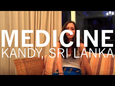 Kandy, Sri Lanka - Medical Student Philippa talks about her elective