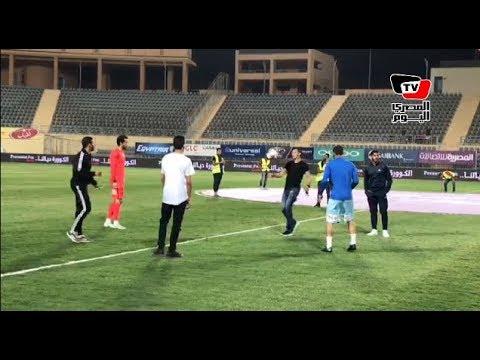 المصري اليوم:حسام باولويشارك زملائه السابقين بالزمالك في التقسيمة قبل مباراة المقاولين