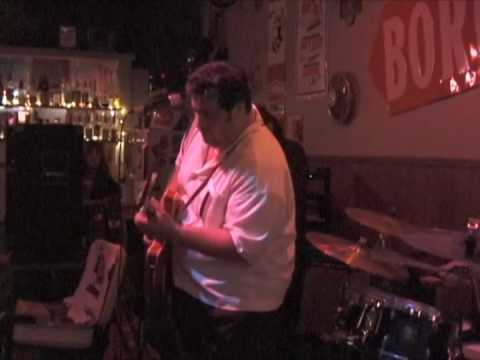 Nick Moss & the Flip Tops - Portland, 2002 - with Curtis Salgado at Duff's