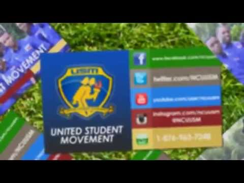NCU United Student Movement Business Card | It is easy to get in contact with us