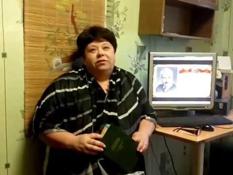 Изображение предпросмотра прочтения – МаргаритаМурзенкова читает произведение «Жены» К.М.Симонова