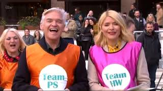 Phillip Schofield says shite on This Morning - 5th March 2019