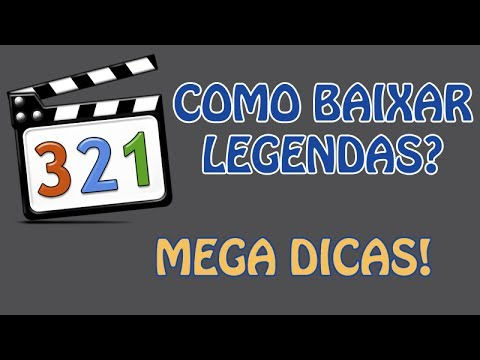 Mega Dicas - Como  Legendas?
