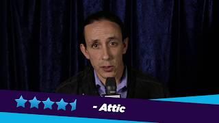 Attic   REVIEW   Adelaide Fringe 2018