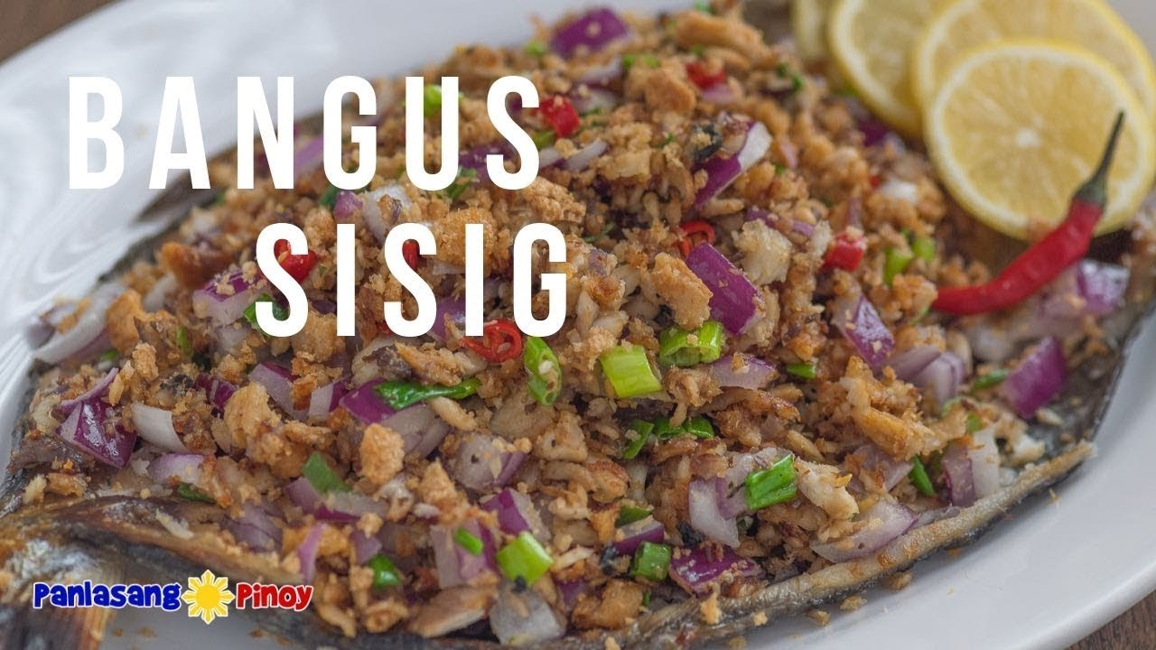 Download How to Cook Bangus Sisig