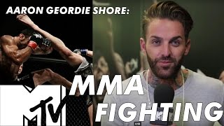 GEORDIE SHORE SEASON 12 | AARON'S MMA FIGHT!! | MTV