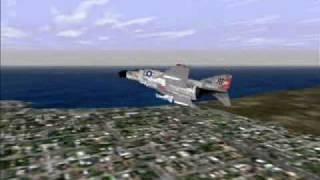 FS98 F-4 phantom