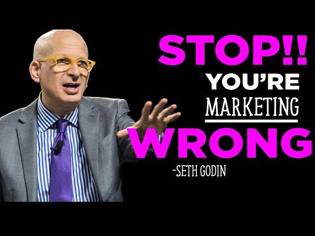 Seth Godin: When to use Brand vs Direct Marketing