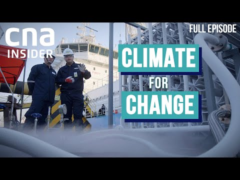 Towards A Sustainable Oil & Gas Industry: Renewable Biofuels And LNG   Climate For Change   Ep 1/2