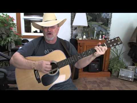 1128 - Chattahoochee - Alan Jackson cover with chords and lyrics