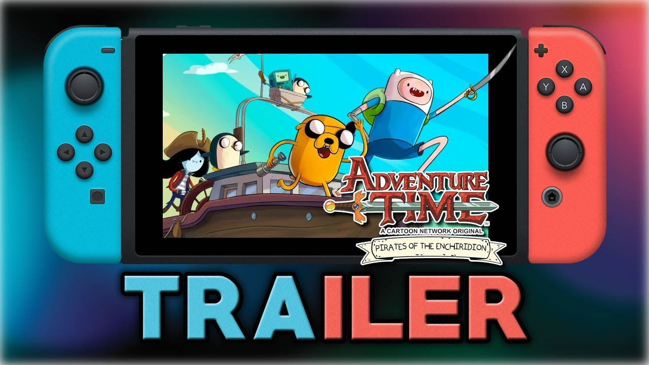 Adventure Time: Pirates of the Enchiridion | Nintendo Switch Trailer