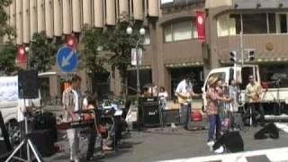 札幌発 山下達郎さんのコピーバンド prime loose です。 昨年の歩行者天...