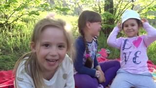 HAPPY LISA Пикник на природе Жарим мясо Отдыхаем вместе Маёвка