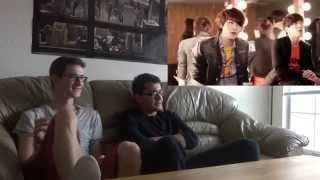 CNBLUE - Hey You Music Video Reaction, Non-Kpop Fan Reaction [HD]