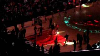 Chicago Bulls Starting Lineup Video. The BEST in ALL of sports!!!