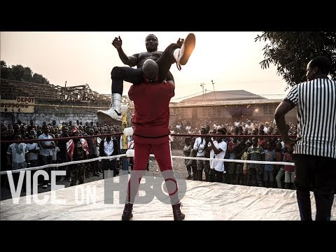 Hulk Hogan Inspired Voodoo Wrestling In Congo | VICE on HBO (Bonus)