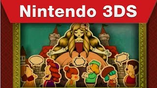 Download The Legend of Zelda: Tri Force Heroes - The Princess's Tell-All Trailer Mp3 and Videos