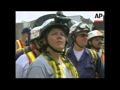 COLOMBIA: LOOTING CONTINUES FOLLOWING EARTHQUAKE