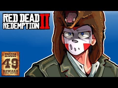 SADIES BACK & BOUNTY HUNTING AGAIN! - RED DEAD REDEMPTION 2 - Ep. 49!