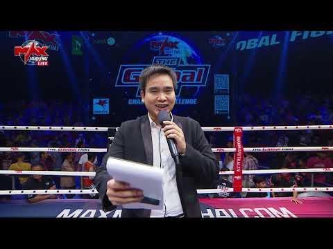 The Global Fight Champion Challenge - วันที่ 27 Dec 2018