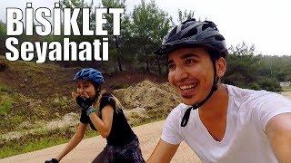 Doyran Göleti Bisiklet Seyahati | Yolda Tilkiye ve Yağmura Yakalandık | ANTALYA