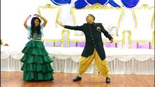 Smita Rabin Deeplata Dance _ Revaan's Rice Feeding ♡