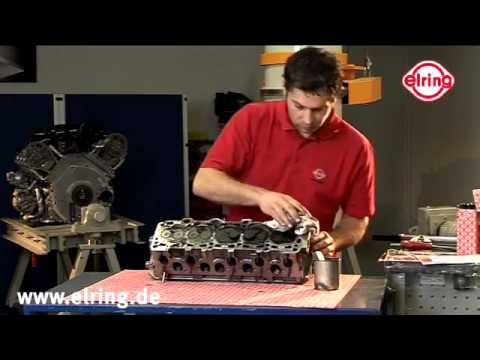 Cylinder Head Gasket Installation Guide