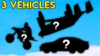 If You Could Only Keep 3 Cars in GTA Online, What Would They Be? + Shark Card Giveaway